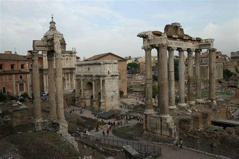 sle form le forum visite de rome