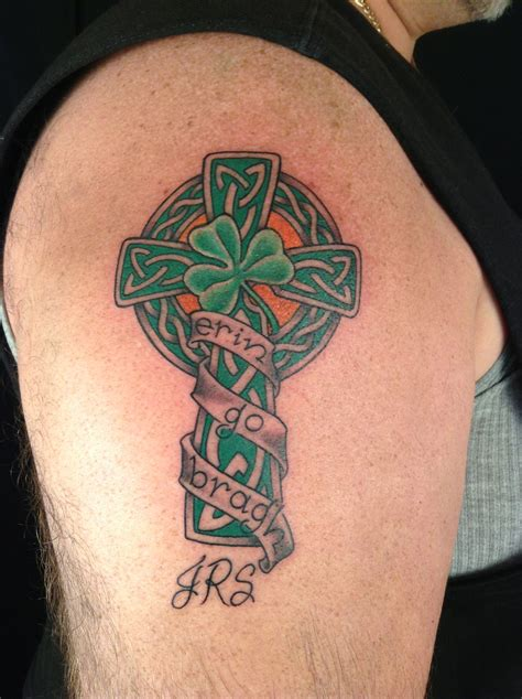 celtic cross tattoos with names tattoos designs ideas and meaning tattoos for you