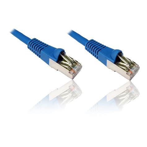 10 gigabit cable 0 5m blue cat6a 10gbase t 10 gigabit ethernet patch cable