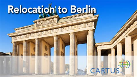 Relocation Service Berlin by Relocation To Berlin