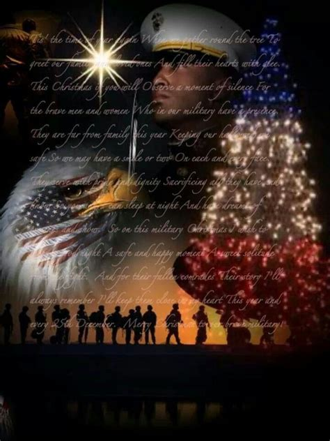 gratitude   brave military  ensure  freedom  celebrate merry christmas