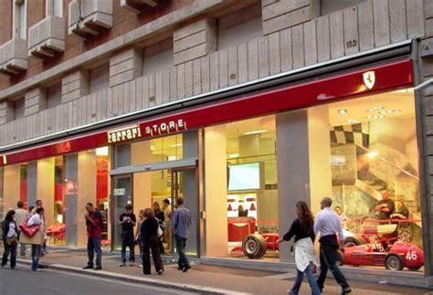 adidas store via del corso ferrari store il rosso fiammante nella capitale negozi