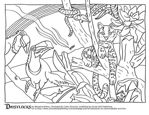 fish habitat coloring pages blue heron stained glass pattern book covers