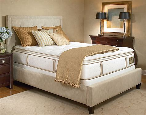 Stearns And Foster Pillow Top Mattress by Stearns Foster Blisswood Luxury Firm Pillow Top