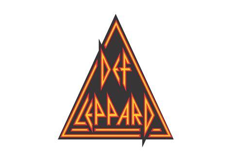 Kaos Def Leppard Logo 1 def leppard triangle logo www pixshark images