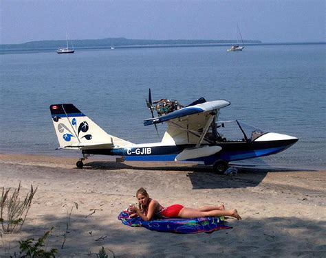 flying boat homebuilt canadian light hibians home of the searey flying boat