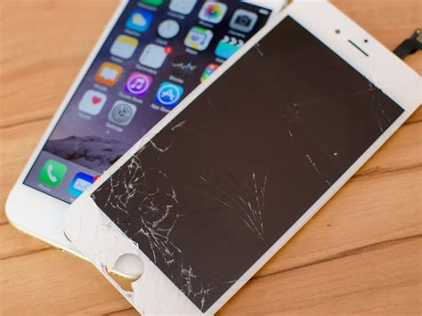 how to fix a broken iphone 6 screen in 10 minutes imore