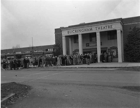 arlington va  buckingham theatre   dc