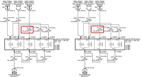 ford light wiring diagram wiring diagram with