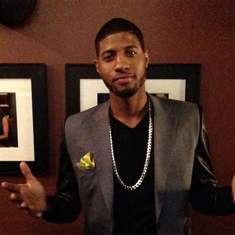 fashion for paul george part in hair pacers paul george expecting a baby with miami stripper