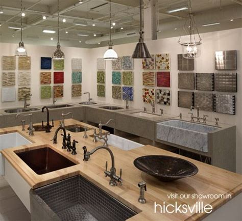 Kitchen Design Showroom Hicksville Kitchen Showroom Kitchens Ckc Showroom Pinterest Colors Faucets And Lighting