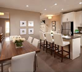 Open Kitchen To Dining Room Eat In Kitchen Contemporary Kitchen Cardel Designs