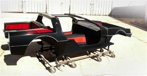 delorean chassis the electric delorean chassis to be built by epic ev with