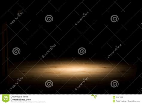 floor scale 10 1 2 w x 14 d inch 450kl spotlight on hardwood floor horizontal stock image image 11671933