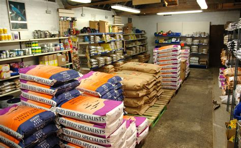 wild bird food store company scotts