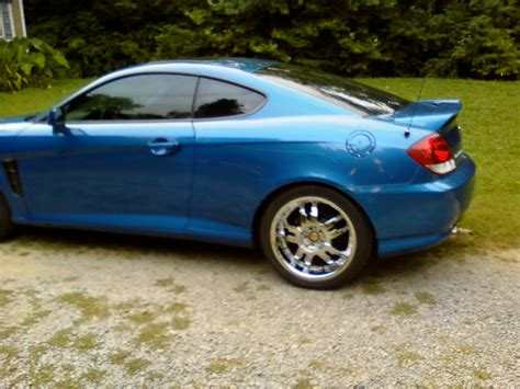 2005 Hyundai Tiburon by 05jaws 2005 Hyundai Tiburon Specs Photos Modification