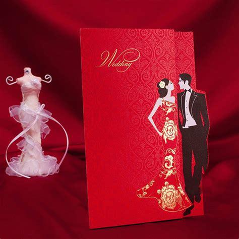 desain kartu undangan mewah pernikahan mewah desain sederhana kartu undangan kerajinan
