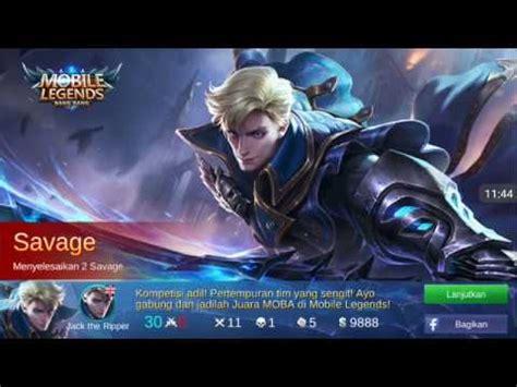 tutorial tips trick alucard savage mobile legends