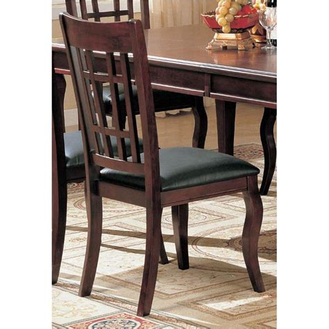 coaster dining room furniture 100502 coaster furniture newhouse dining room side chair