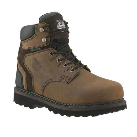 s boots 174 6 quot brookville waterproof work shoes