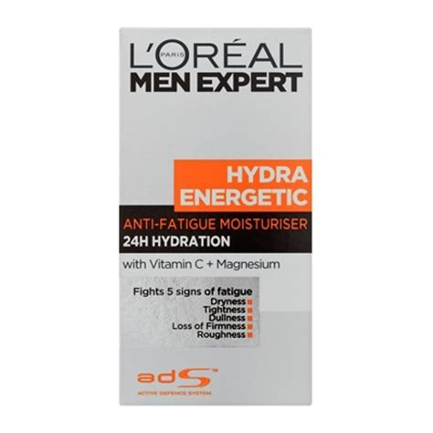 l or 233 al expert hydra energetic daily anti fatigue moisturising lotion 50ml feelunique