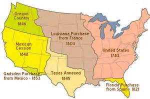 early american territorial expansion a primer from dred