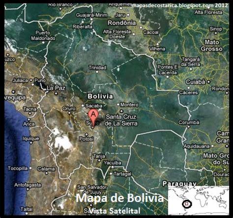 Imagenes Satelitales Bolivia | bolivia mapa satelital