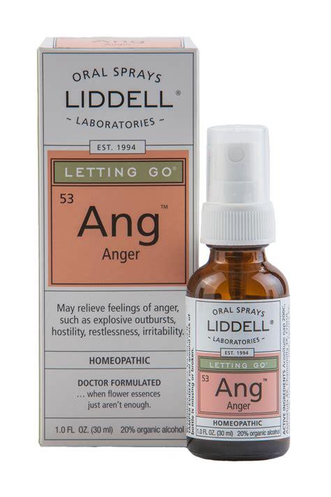 Anger Detox by Anger Liddell Laboratories