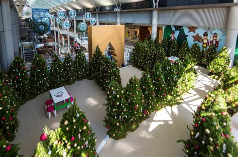 gallery santa s shaped christmas tree farm