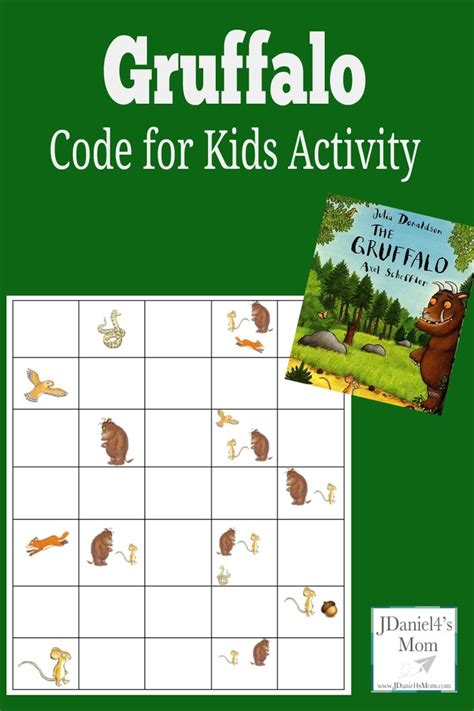 109 Best Images About The Gruffalo Activities On Pinterest
