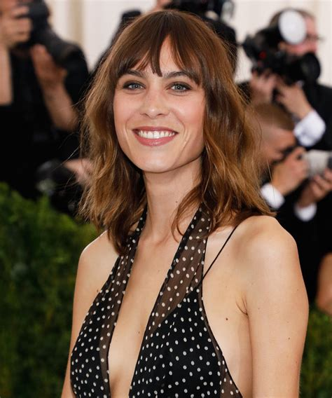 Music Home Decor by Alexa Chung Launches Own Fashion Label Instyle Com