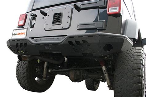 Jeep Rear Bumpers Aries Replacement Rear Jeep Bumpers Free Shipping On