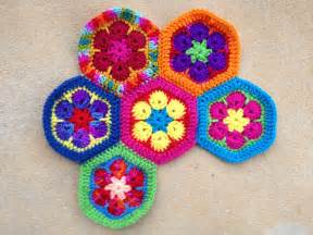 Crochet African Flower - african flower crochet purse part 2 pictures to pin on