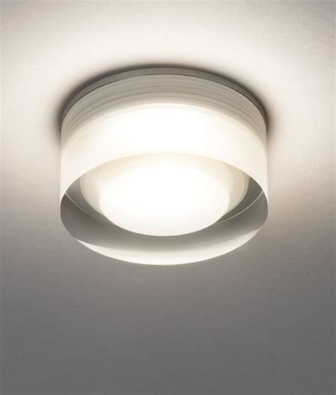 Recessed Decorative Round Glass LED Downlight
