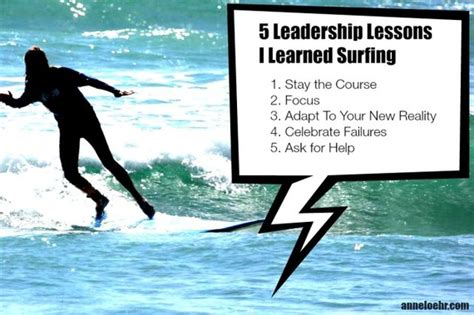5 leadership lessons i ve surf s up five leadership lessons i learned from surfing