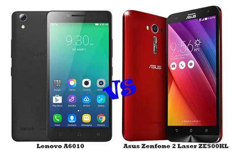 Hp Asus Zenfone 2 Laser Ze500kl Di Indonesia harga lenovo a6010 vs asus zenfone 2 laser ze500kl adu