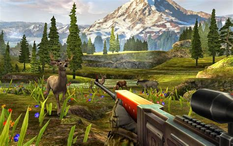 download game android mod deer hunter 2014 deer hunter 2014 v 2 4 2 mod kumpulan informasi tips