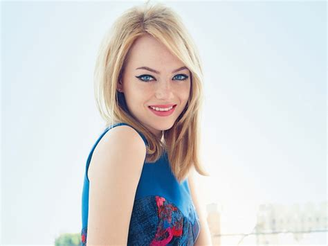 emma stone take me away emma stone says directors do not take her words seriously