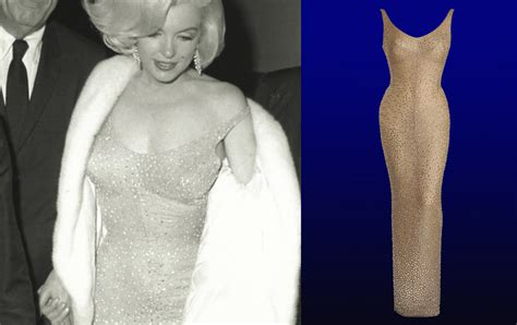 Ndress Marillynro marilyn dress breaks world record at julien s auctions