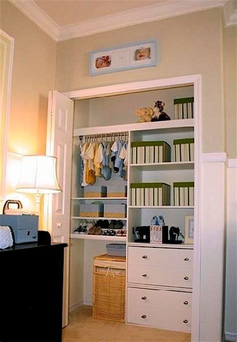 Baby Room In Closet by The Closet Baby Nursery Decor Ideas Kidspace Interiors