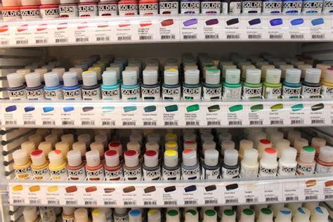 acrylic paints artspot