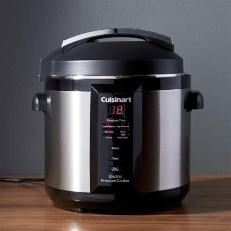 Cuisinart 6 Quart Electric Pressure Cooker   Reviews