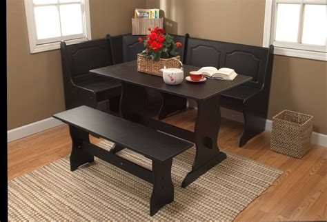 corner nook dining set kmart 187 gallery dining