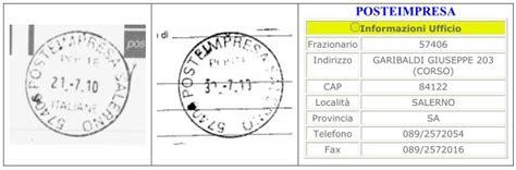 elenco uffici postali roma storia postale italiana