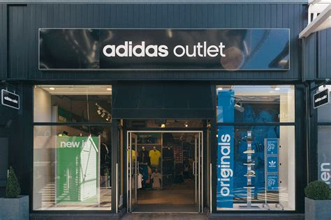 Outlet Stores by Adidas Outlet Stores