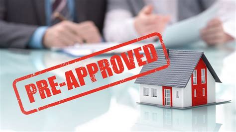 mortgage pre qualification vs pre approval there s a