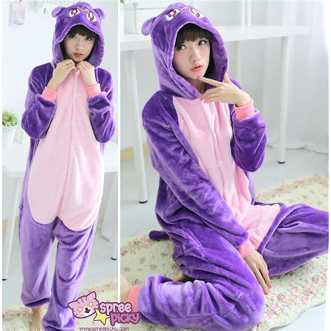 Hoodie Zipper Caterpillar Wisata Fashion Shop sailor moon kitten pajamas homewear hoodie sp141622