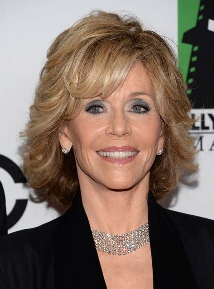 jane fonda short hairstyle 2014 short haircut for women