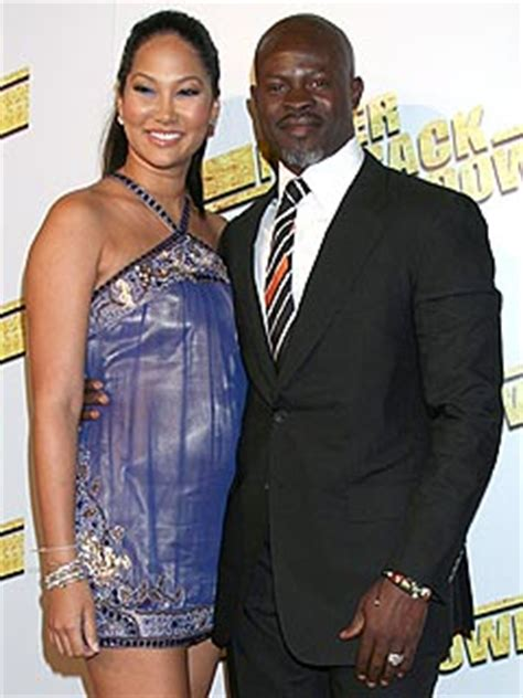 Kimora Simmons New Boyfriend Dijimon Hounsou 2 by Babies Babies And Babies