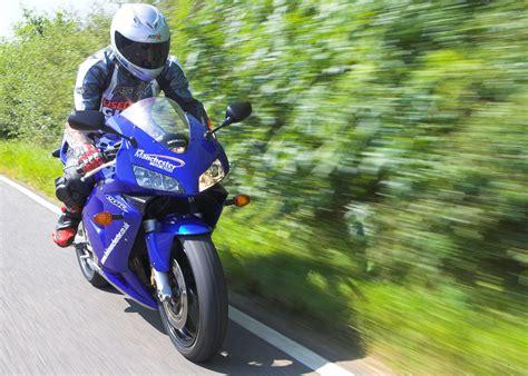 used honda cbr600rr honda cbr600rr road test used bike guide